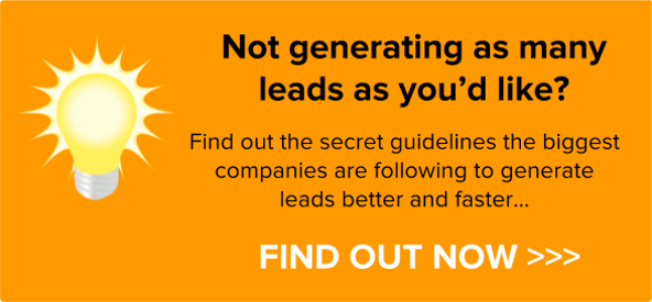 The 30 Greatest Lead Generation Tips, Tricks & Ideas...