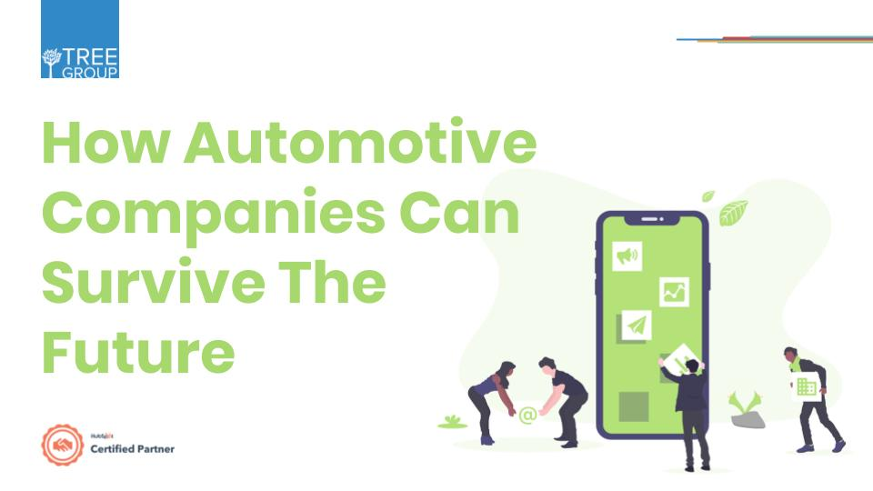 [2 of 4] Surviving The Latest Automotive Marketing Trends