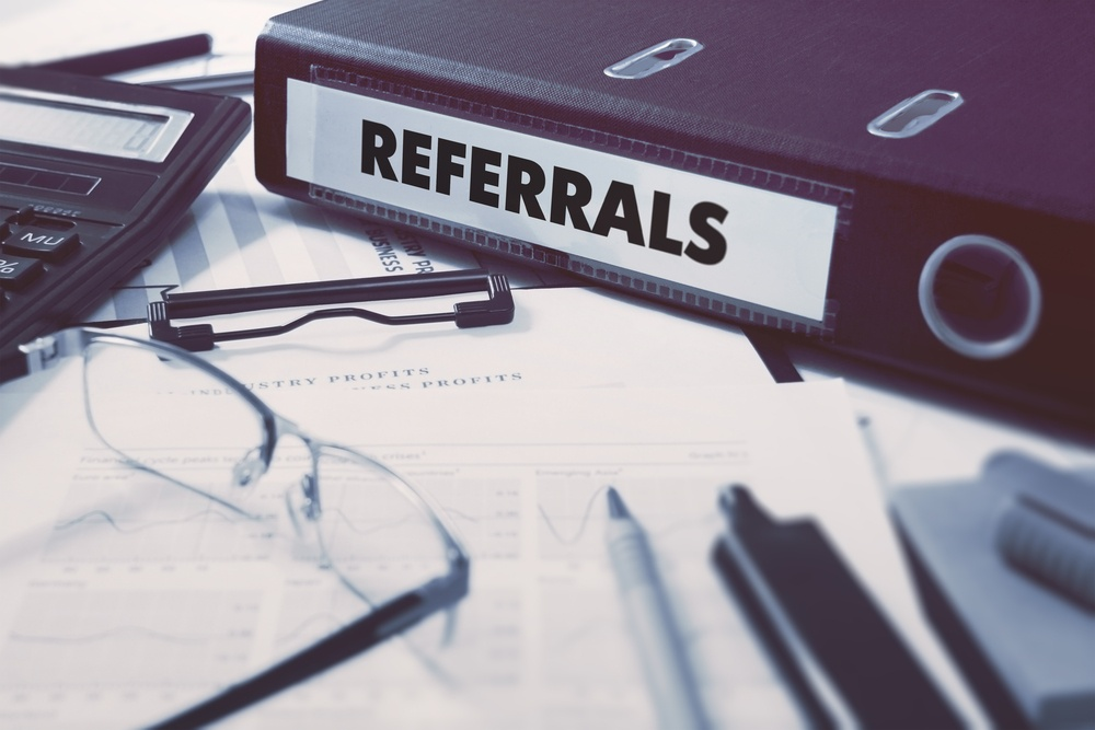 [new] We've Launched a Referral Programme for our Clients and Contacts