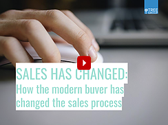 Sales has changed