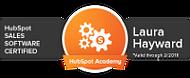 Hubspot Sales Certified